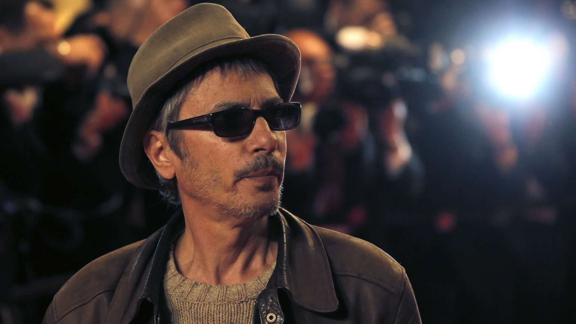 """Leos Carax : """"Films become alive when you spill your doubts and fears into them"""" - CG"""