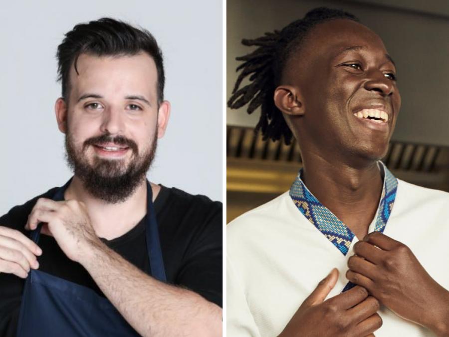 """Adrien Cachot et Mory Sacko en duo cinéphile à l'Entrepôt : """"Un Ramen ça doit être dirty"""" thumbnail"""